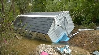 Alpes-Maritimes: quatre campings fermés par précaution après les intempéries d'octobre