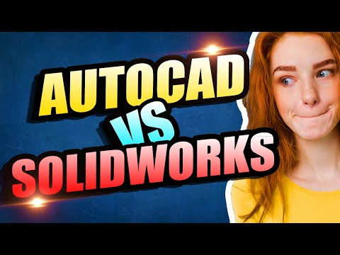 AUTOCAD VS SOLIDWORKS COMPARISON   WHICH 3D MODELING SOFTWARE IS BEST FOR STUDENTS AND PROFESSIONALS