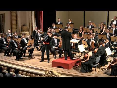 OSRP - Tchaikovsky: Concerto para Violino e Orquestra - Nicolas Koeckert - I mov.