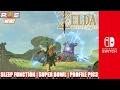 Nintendo Switch - Zelda: BotW Gameplay Details, Media Apps, Profile Pics & MORE! | PE NewZ