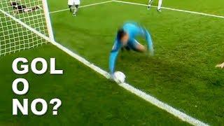 10 Salvadas de Gol Decididas Con La Tecnología