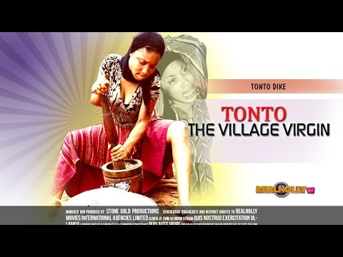 Latest Nigerian Nollywood Movies - Tonto The Village Virgin 1