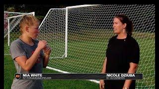 RIT Women's Soccer Profile: Mia White