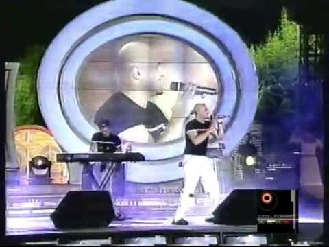 EIFFEL 65 - TOO MUCH OF HEAVEN (LIVE 2000)