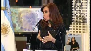 TELAM 20130723 CFK Cadena Nacional Casa Rosada