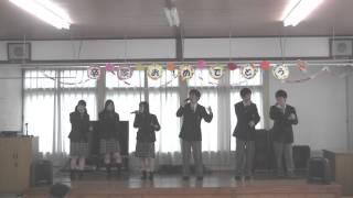 岩滝手をつなぐ親の会 2015年度の卒業と進級を祝う会 加悦谷高等学校合...