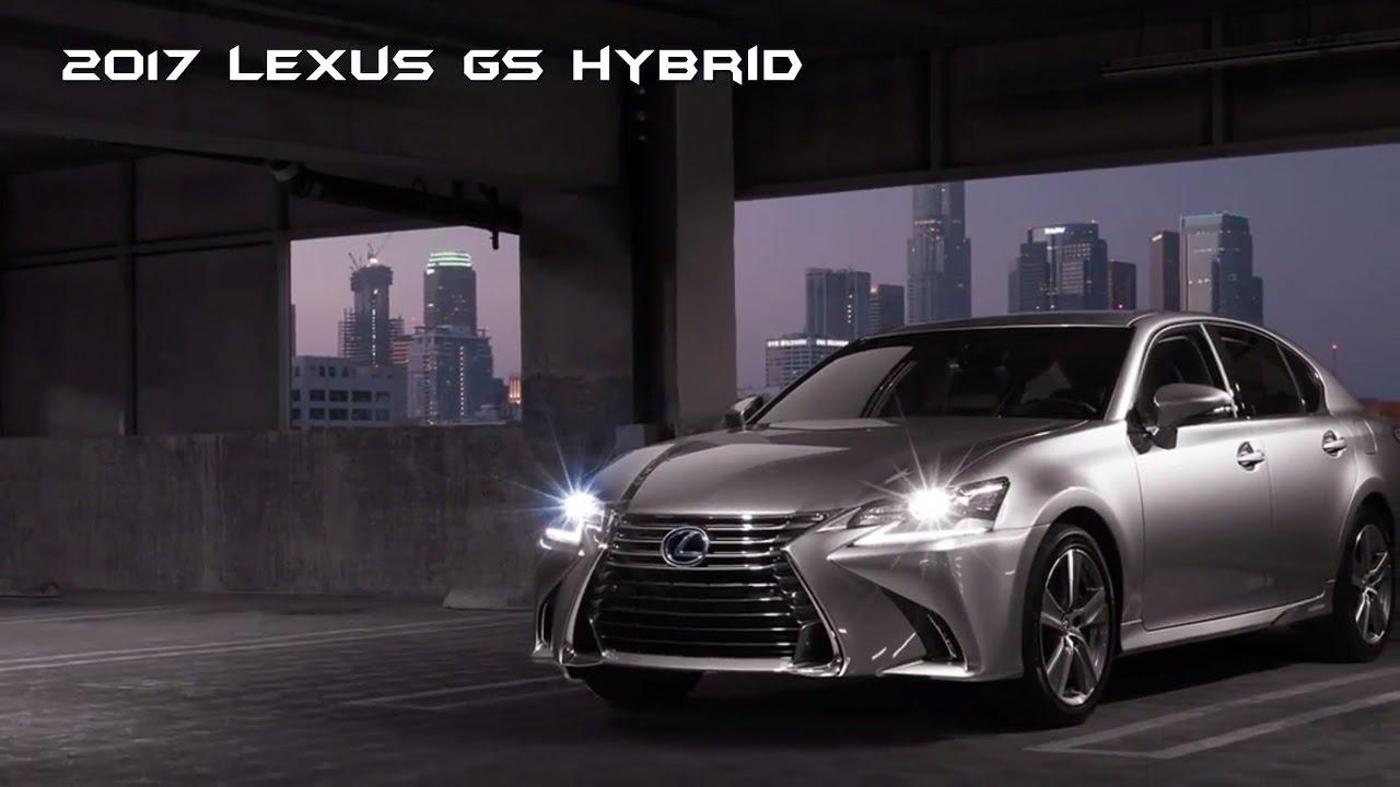 2017 Lexus Gs Hybrid Redesign Changes Design Refresh Interior