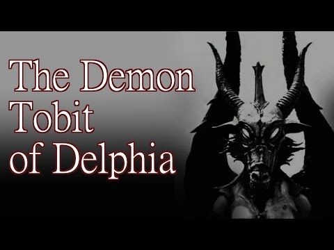 """The Demon Tobit of Delphia""  by K. Banning Kellum - Creepypasta"