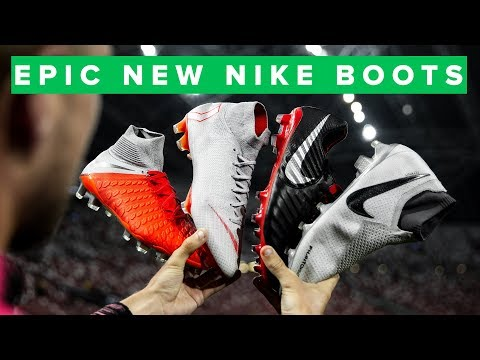 NIKE RAISED ON CONCRETE PLAY TEST | Sick new Nike football boots