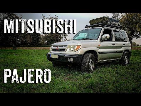 Mitsubishi Pajero Pinin 2.0 GDI Als 4x4-Reisefahrzeug Roomtour | 4x4PASSION #220