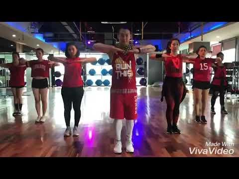 Meraih Bintang - Via Vallen /Official SONG ASIAN GAMES'18 // ZUMBA FITNESS Choreo By Deddy Sagita