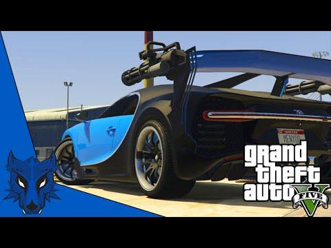 Je crée la voiture de vos rêves #1 GTA V Pc Mod
