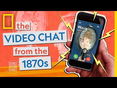 The Video Chat That Existed In The 1870s | How Sci-fi Inspired Science
