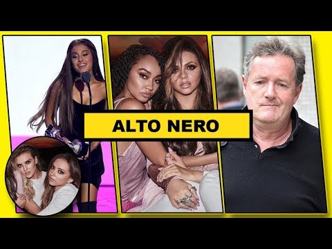 Ariana Grande Hit Back At Piers Morgan  Little Mix | Ariana Show Her Support For Little Mix | HD Mp3