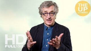 Pope Francis: A Man of His Word interview with director Wim Wenders