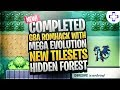 COMPLETED Pokemon GBA Rom Hack with In Battle Mega Evolution, New Tilesets, Hidden Forest!