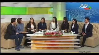 """Bilik Fondu """"Səhər"""" proqramının qonağı oldu  (AZTV TV, VİDEO)"""