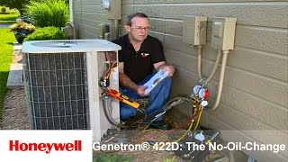 Genetron® 422D: The No-Oil-Change R-22 Retrofit Solution for A/C | Commercial Buildings | Honeywell