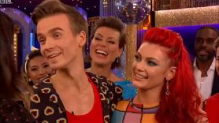 BBC Strictly Come dancing - Joe Sugg & Dianne Buswell  WEEK 4