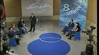 """8 volante - Rete 8 - Federico Perrotta e Arianna Ciampoli presentano """"Vola Vola 2010"""""""