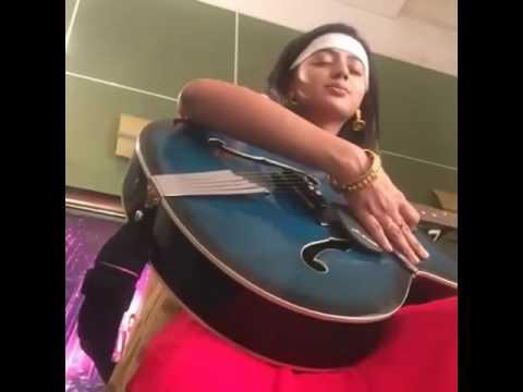 Swaragini. Swara Sing And Plays The Guitar