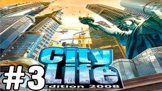City Life Edition 2008 #3 Осматриваем город