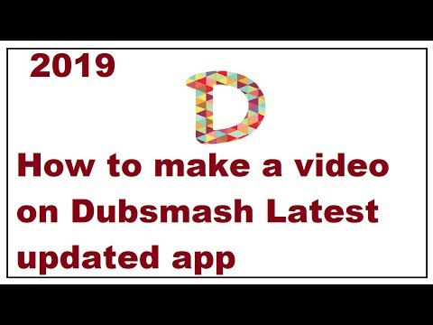 How To Make A Video On Dubsmash Latest Updated App