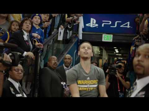 Steph Curry's Tunnel Shots | ESPN Archives