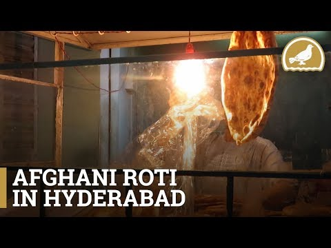 A taste of Afghan food in Hyderabad