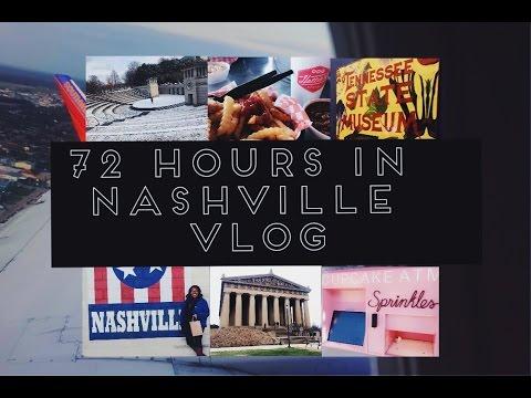 NASHVILLE, TN | Travel Vlog