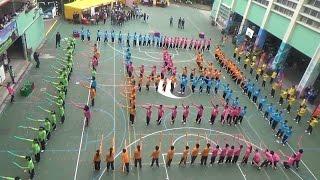 青松中學 建校三十周年慶典開放日 攤位及表演活動