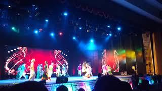 Performing at Assam State Film Award Ceremony. Kishor Das// Shyamontika Sharma