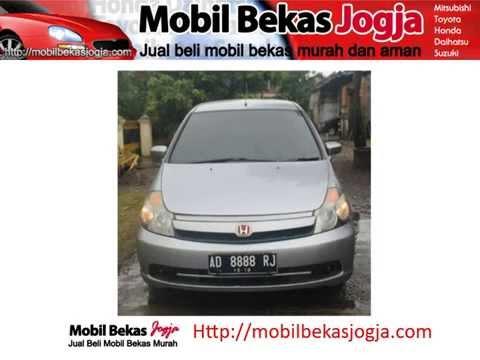 Jual Dengan Harga Murah Honda Stream Th 2004 – Mobil Bekas Jogja