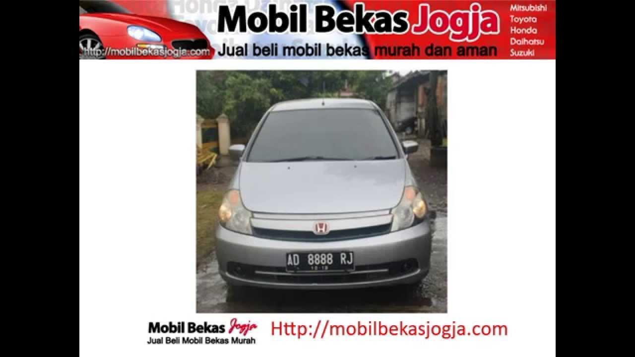Jual Dengan Harga Murah Honda Stream Th 2004 Mobil Bekas Jogja