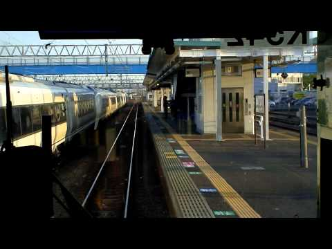 May.2012 常磐線大津港→日立前面展望 Joban Line Cabview Otsuko→Hitachi