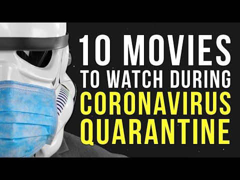 10 Movies to Watch During Your Coronavirus Quarantine