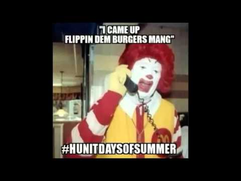 Hunit Days of Summer - Flippin' Prod. By @arkatekbeats [Vol.1 - Track 3]