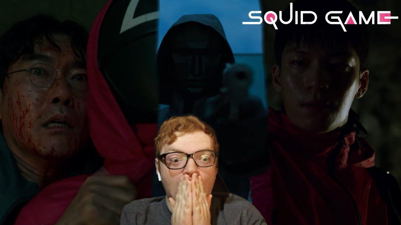 Download Squid Game Season 1 Episode 5 A Fair World Reaction