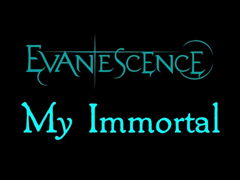 Evanescence - My Immortal Lyrics (Evanescence EP Outtake)