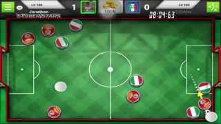 Soccer Stars-Italy-Benfica Team-Full Game-English