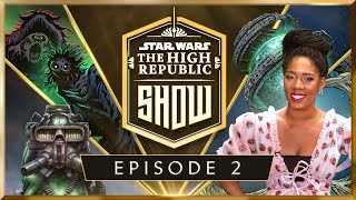 A Step Into the Dark, Art of The High Republic, and More!