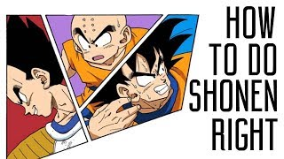 Dragon Ball - The Best Arc in Shonen History (reupload)