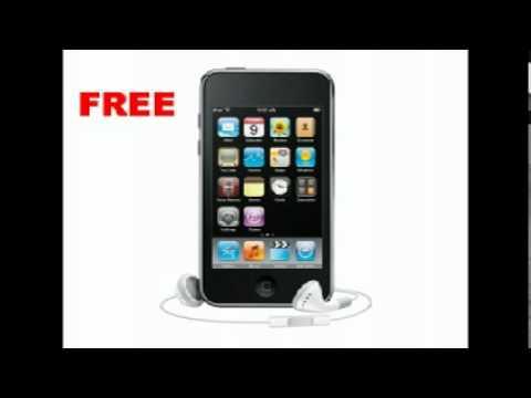 Free ipod giveaway