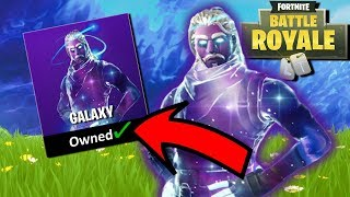 FORTNITE *EPIC* NEW GALAXY SKIN FOUND IN GAME!