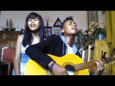Love me harder - Ariana Grande (cover by Ismaël and Larissa)