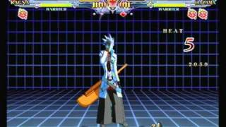 Baixar Falco (Ragna) vs HolyOrderHol (Hazama)
