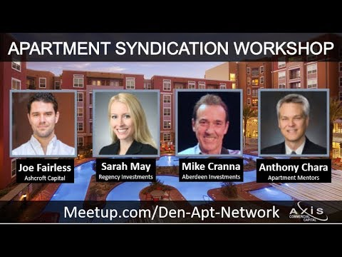 Apartment Syndication Panelists Q&A