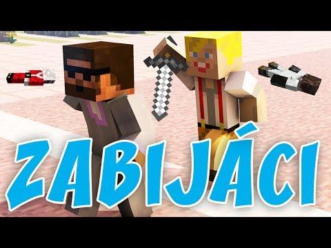 NEJVĚTŠÍ HRDINOVÉ!!! | Minecraft Minihry | Pedro a Jirka