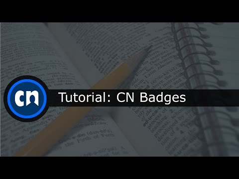 CN Badges and Micro Certification in Education