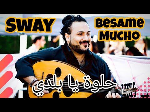 Besame Mucho, Sway & Helwa Ya Baladi (Medley/Mashup) | Oud Cover by Peter Hanna